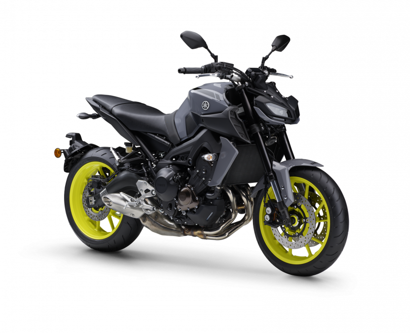 Yamaha renova visual da MT-09