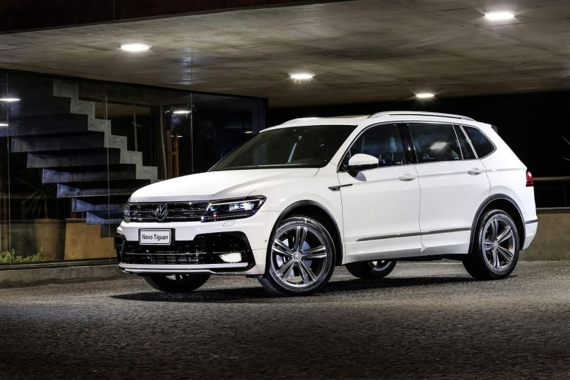 Volkswagen aumenta os preços de Amarok e Tiguan Allspace