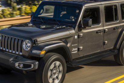 Jeep anuncia pré-venda do Wrangler por R$ 259.990
