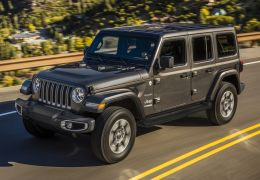 Jeep anuncia pré-venda do Wrangler por R$ 259.990