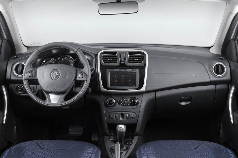 Renault não vai mais oferecer câmbio automatizado para Sandero e Logan