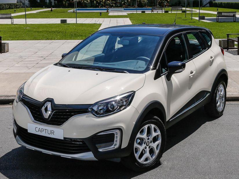 Renault remove diversas versões de seus modelos do catálogo de vendas no Brasil