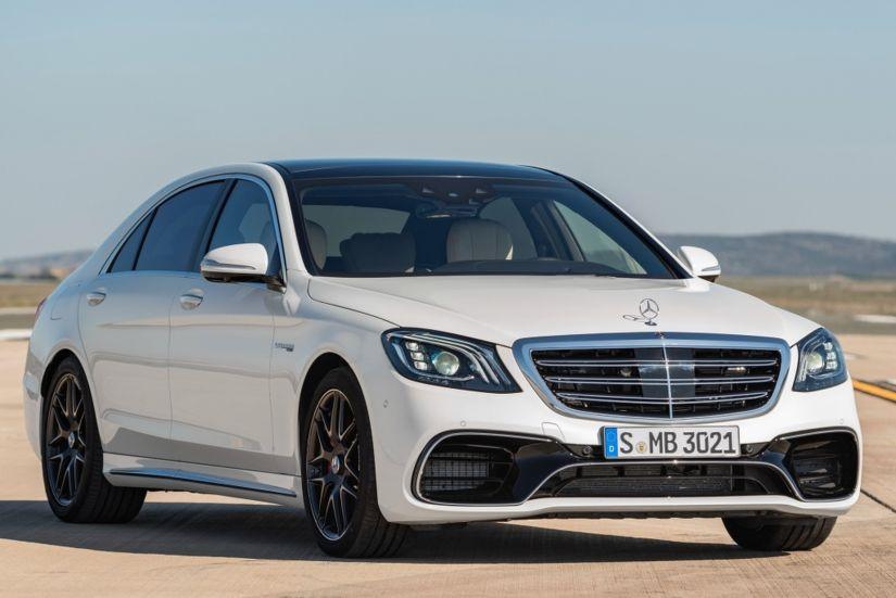 Mercedes-Benz anuncia recalls no Brasil de AMG e C 180 Coupé