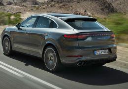 Porsche anuncia configuração cupê para o Cayenne