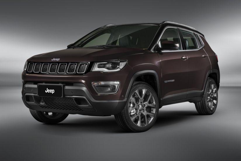 Jeep abre pré-venda de Compass S série especial