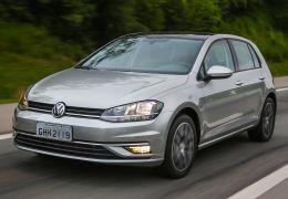Volkswagen confirma final de linha para Golf 1.0 e 1.4