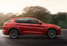 Alfa Romeo Stelvio pode ser comprada no Brasil por R$ 519.900