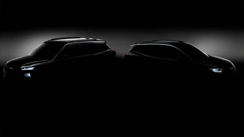 Chevrolet vai lançar novos Tracker e Trailblazer em abril