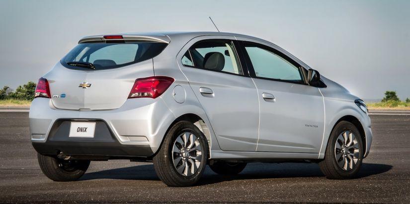 Confira os carros mais vendidos do Brasil em março de 2019