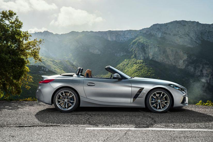 BMW anuncia novo Z4 custando R$ 309.950