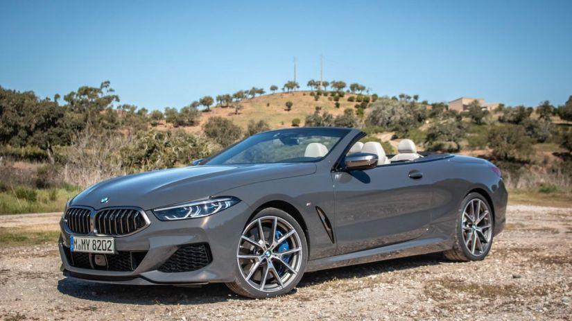BMW começa vendas do novo Série 8 Conversível nos Estados Unidos