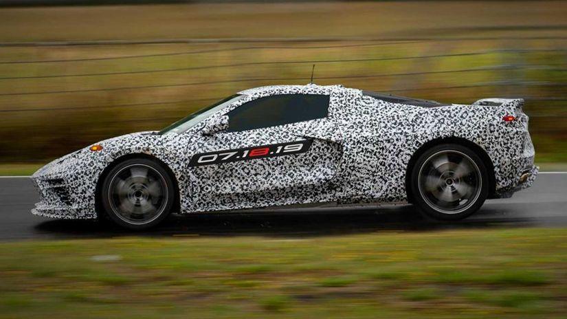Novo Corvette com motor de 800 CV ganha data de lançamento