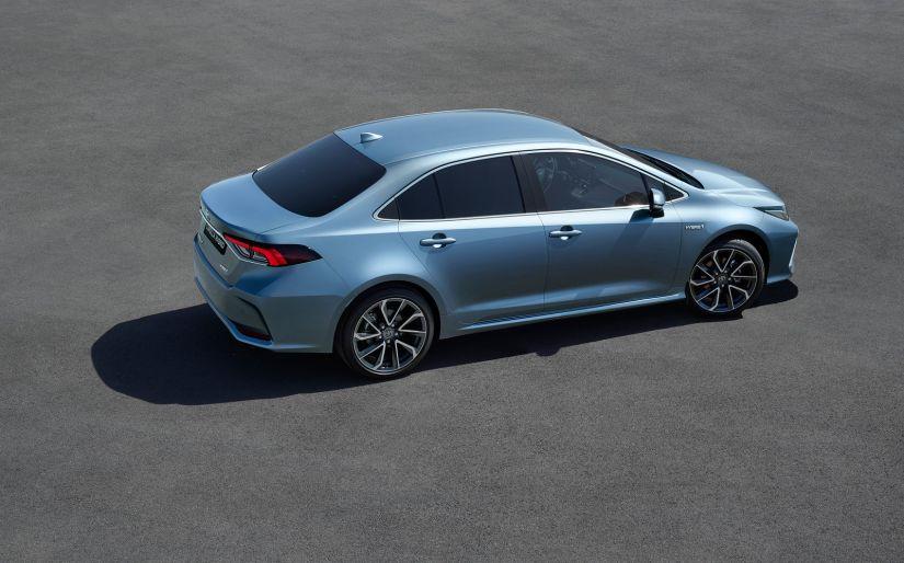 Corolla será 1º carro do mundo com motor híbrido flex