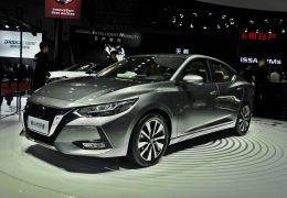 Sentra fica mais esportivo em lançamento da Nissan