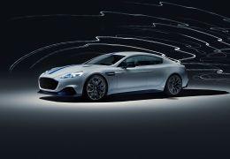Aston Martin apresenta primeiro carro elétrico da marca