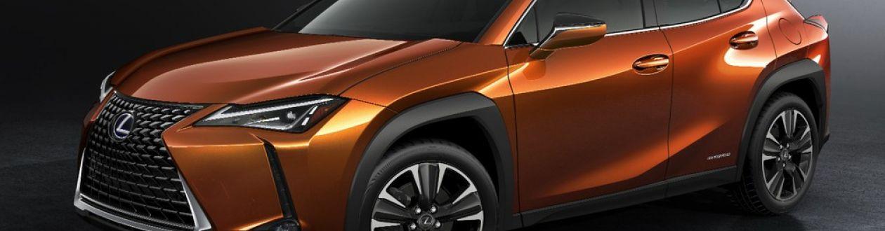 Lexus lança UX 250h no Brasil em três versões