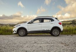 Fiat lança Argo Trekking no Brasil