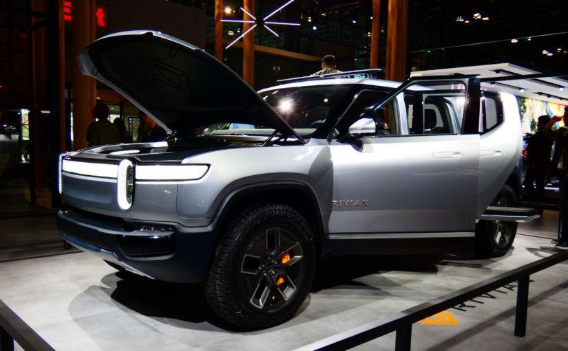 Ford vai criar carro elétrico utilizando plataforma de uma startup