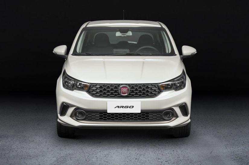 Fiat lança gama 2020 do Fiat Argo e reduz preços