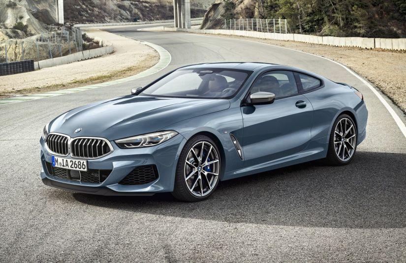 BMW começa pré-venda do Série 8 no Brasil por R$ 799.950