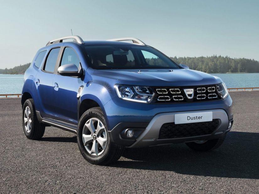 Renault anuncia recall de Duster e Oroch