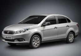 Fiat Grand Siena 1.4 será vendido preparado de fábrica para GNV