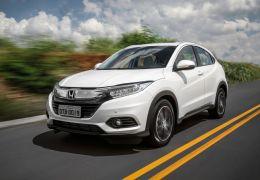 Honda lança HR-V Touring com motor 1.5 turbo no Brasil