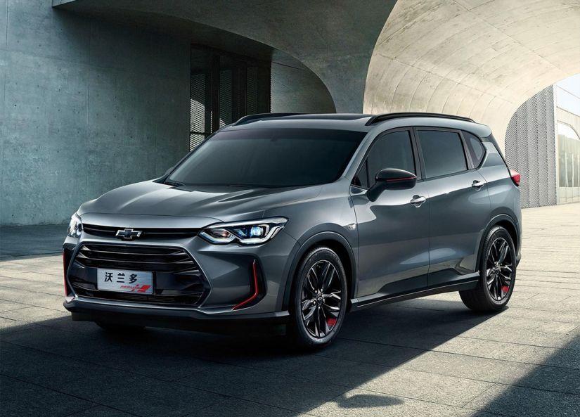 Chevrolet revela imagens do interior do novo Tracker