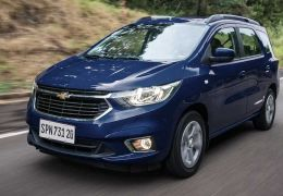 Chevrolet anuncia versão Premier para Spin 2020
