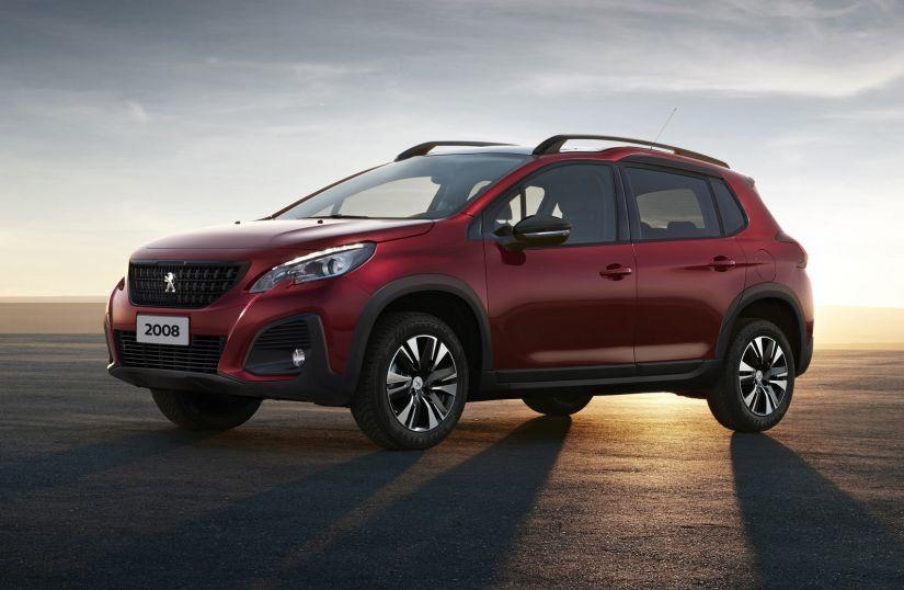 Peugeot 2008 chega com visual novo e novidades na versão turbo