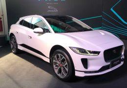 Elétrico Jaguar I-Pace é lançado no Brasil por R$ 437 mil