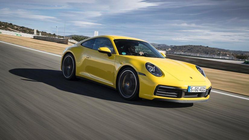 Novo Porsche 911 começará a ser vendido ainda neste mês no Brasil