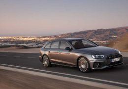 Novo Audi A4 2020 ganha versão híbrida