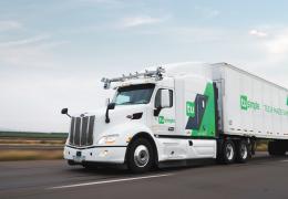 Correios dos EUA testam caminhão autônomo para entregas