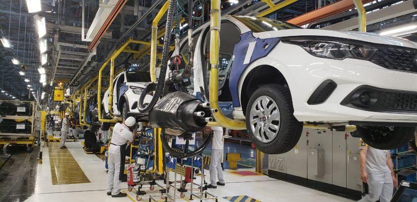 Fiat anuncia investimento de R$ 8,5 bilhões na fábrica de Minas Gerais