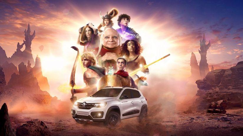 """Renault cria último episódio para """"Caverna do Dragão"""""""