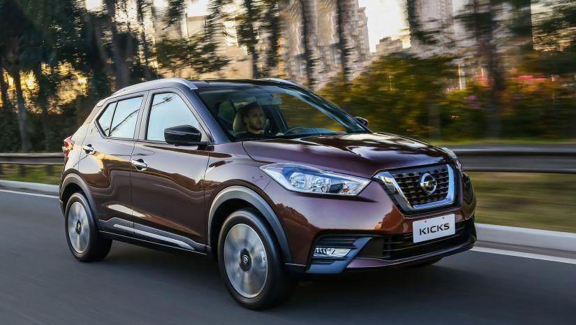 Nissan lança Kicks 2020 com piloto automático
