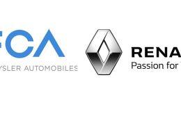 Fiat Chrysler apresenta proposta de fusão com a Renault