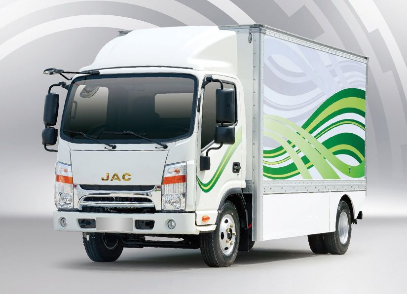 JAC terá caminhão elétrico no Brasil por R$ 260 mil