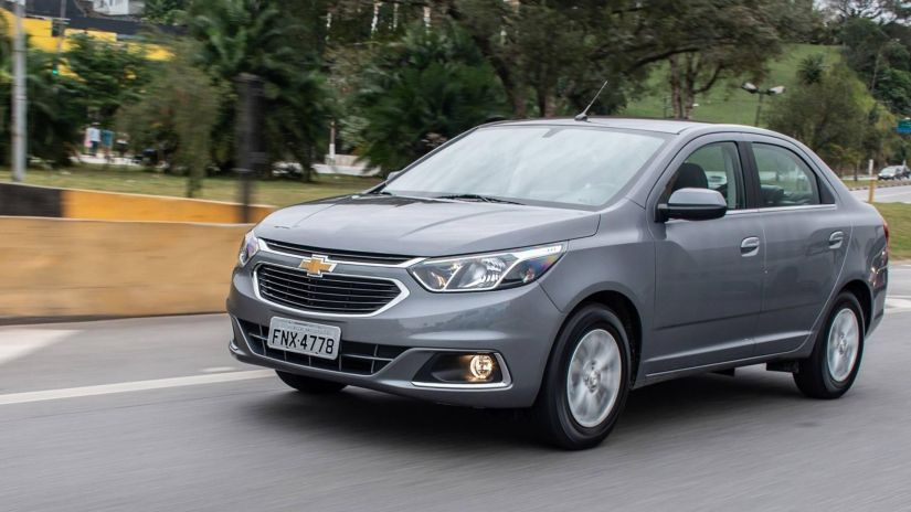 Chevrolet Cobalt ganha linha 2020 sem alterações e mais caro