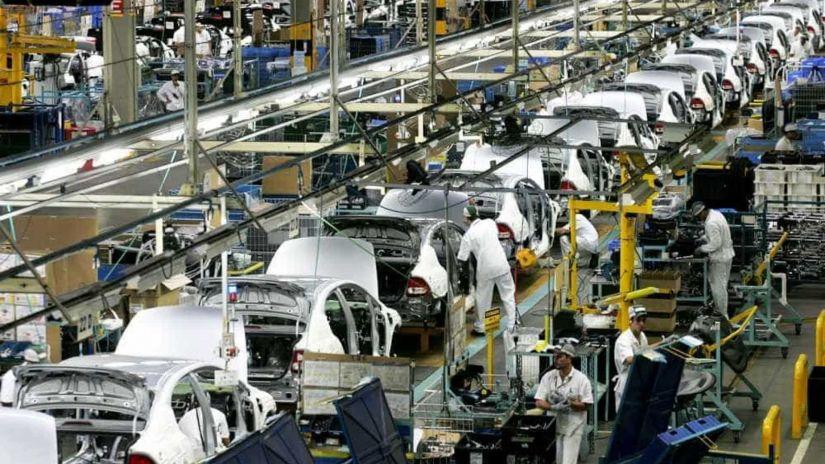Produção de veículos cresce 29,9% em maio no Brasil
