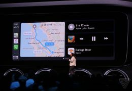 Apple anuncia novo visual e mais recursos para CarPlay
