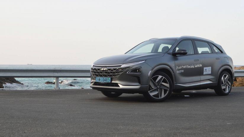 Carro elétrico com autonomia de 610 km da Hyundai pode vir ao Brasil