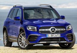 Mercedes-Benz apresenta novo SUV intermediário de 7 lugares