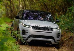 Range Rover Evoque é lançado oficialmente no Brasil