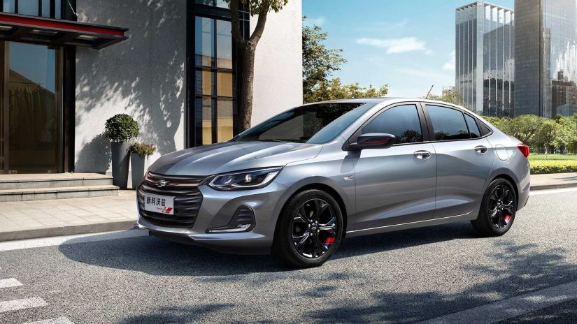 Onix sedan terá versão com motor 1.4 abaixo do 1.0 turbo