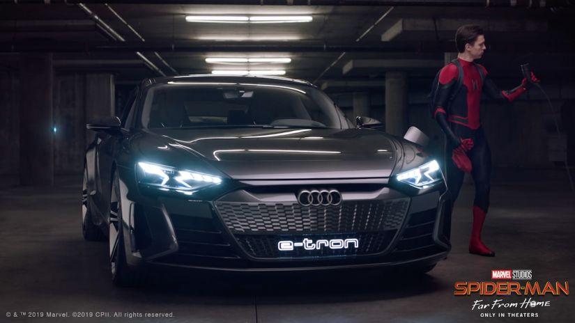 """Audi e Sony divulgam curta exclusivo para promover novo filme do """"Homem-Aranha"""""""