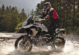 BMW divulga lançamento da moto R 1250 GS para setembro