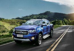 Ford Ranger chega com linha 2020 e poucas novidades