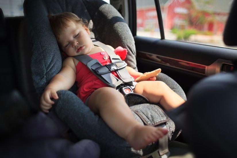 Estudo comprova eficácia das cadeirinhas na redução de mortes de crianças nas estradas
